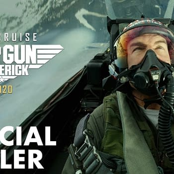 First Trailer and Poster for Top Gun: Maverick Premieres After Hall H Presentation