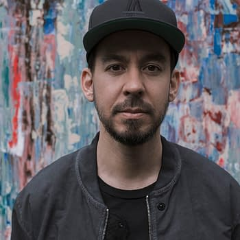 Mike Shinoda Previews Worlds on Fire at Anime Expo
