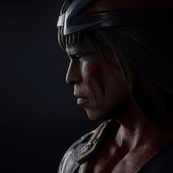 Ed Boon Shows Off Nightwolf Properly In First Mortal Kombat 11 Reveal