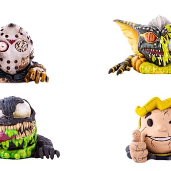 Mondo Launches New Figure Line Say Hello to Mondoids