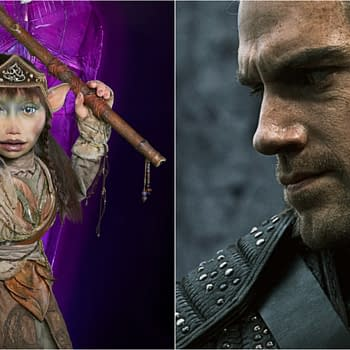 Netflix Series The Witcher &#038 The Dark Crystal: Age of Resistance Are SDCC-Bound