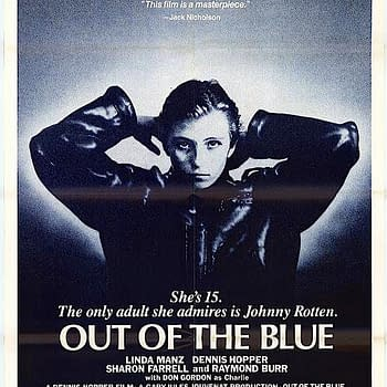 Out of the Blue: Kickstarter to Restore Dennis Hoppers Cult Classic in 4K