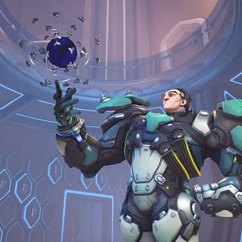 New Character Sigma And Role Queue Are Both Live In Overwatch