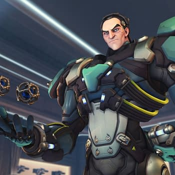 Sigma Officially Added To The Overwatch PTR Servers