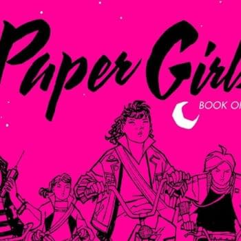 A look at Paper Girls (Image: Brian K. Vaughan, Cliff Chiang)