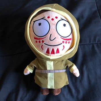 Review: Pocket Mortys Cult Plush Doll by Symbiote Studios