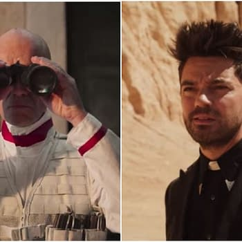 Preacher Season 4: Herr Starr Grows Impatient as Jesse Arrives at Masada [TEASER]