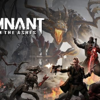 """THQ Nordic Secures Physical Distribution For """"Remnant: From The Ashes"""""""