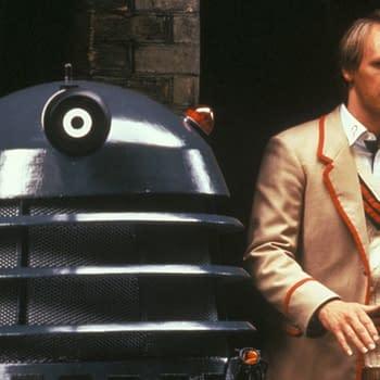 Doctor Who: Eric Saward on Dalek Eps Resurrection Revelation Book Adapts