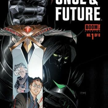 Kieron Gillen and Dan Mora's Once & Future #1 Limited Edition Debut at SDCC is $100 on eBay
