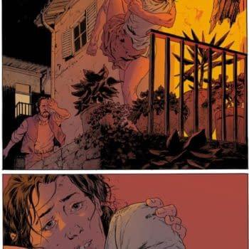 Ales Kot and Robert Sammelin's Savior, Coming From AWA Comics