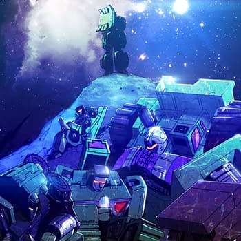 Kate Leth Sam Maggs More Creators Revealed for Transformers: Galaxies