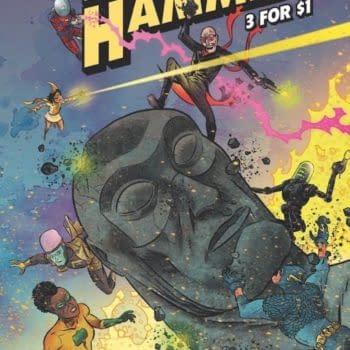 Lemire and Zonjic Launch Skulldigger + Skeleton Boy in December, Plus Black Hammer $1 Reprints