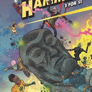 Lemire and Zonjic Launch Skulldigger + Skeleton Boy in December Plus Black Hammer 3 for $1 Reprint