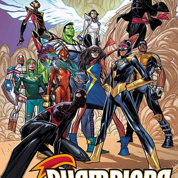 Marvels Champions Canceled with Octobers Champions #10