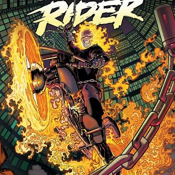 Danny Ketch to Be Full-Time Ghost Rider Again in Beware the Ghost Rider This October