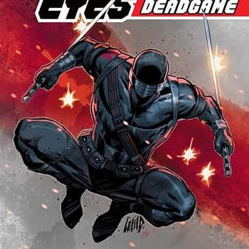 G.I. Joe: Snake Eyes Casts Steven Allerick As His Father