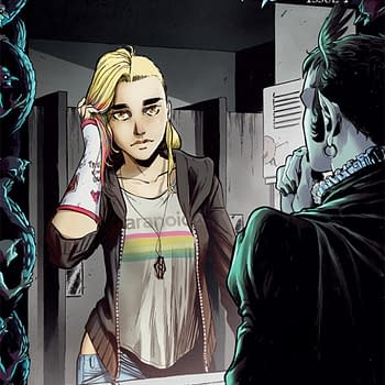 Nomen Omen: New Image Comics Series to Rewire the Rules of Urban Fantasy