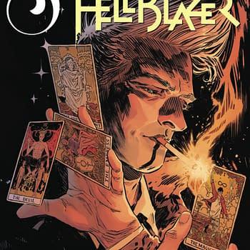 Hellblazer Joins Sandman Universe in October as John Constantine Gets New Ongoing