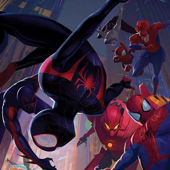 Marvel Launches a 6-Issue Spider-Verse Series in October