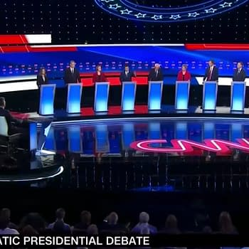 Ultimate Warren Sanders Win Debate But Can They Save the Universe