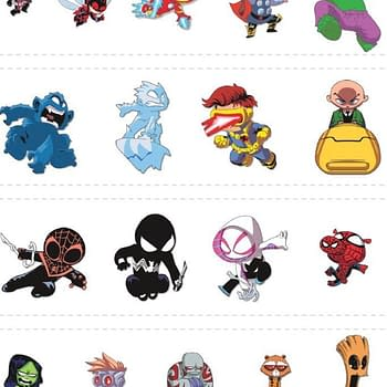 Marvel Merch for San Diego Comic-Con 2019 Revealed and Its Even Harder to Get a Full Skottie Young Pins Set&#8230