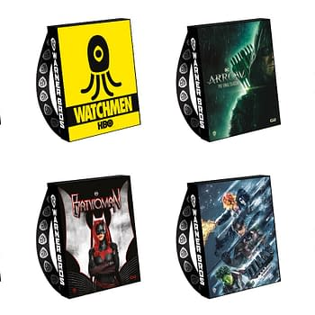 Watchmen Supernatural Arrow and More: 23 Official SDCC Bag Designs Offer Insights [IMAGES]