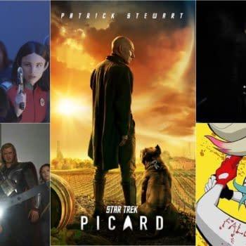 """Star Trek,"" Marvel Studios, ""Arrowverse"" & More: Bleeding Cool's SDCC 2019 Live-Blog Schedule (SATURDAY)"