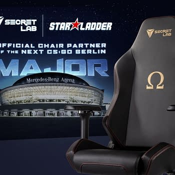 CS:GO StarLadder Major Berlin 2019 Partners With Secretlab