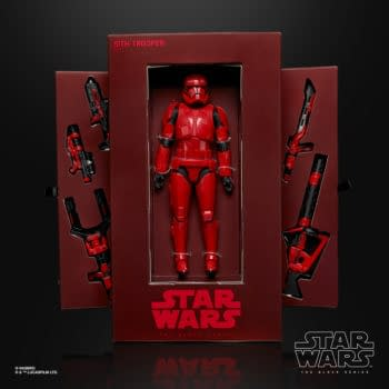 Star Wars: The Rise of Skywalker Sith Trooper Revealed, Toys at SDCC