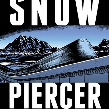 First Look at Titans Snowpiercer: Extinction Prequel Graphic Novel