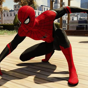 """""""Marvel's Spider-Man"""" Just Got Two """"Far From Home"""" Costumes"""