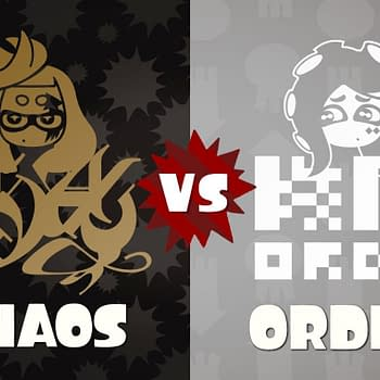 Team Chaos Wins The Final Splatfest In Splatoon 2 With Style