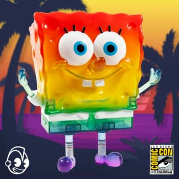 Kidrobot SDCC Exclusives: Spongebob, Aggretsuko, Godzilla, and More