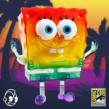 Kidrobot SDCC Exclusives: Spongebob Aggretsuko Godzilla and More