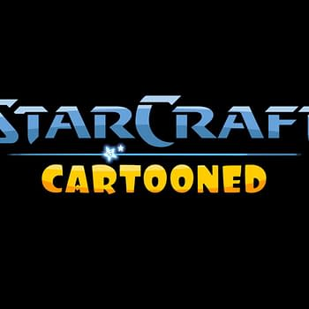 Blizzard Entertainment Releases StarCraft: Cartooned This Week