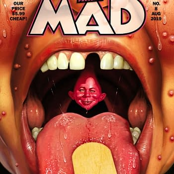 DC Comics Takes MAD Magazine Off Newstand Goes Reprint-Only Blames Low Sales