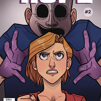 Free On Bleeding Cool: Hope #1 by Dirk Manning and K. Lynn Smith &#8211 as #2 is Published From Source Point Press Today