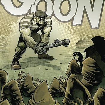 Missing Goon No Eric Powells The Goon Will Just Publish Out Of Order