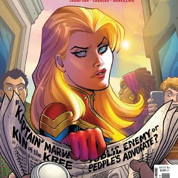 Speculator Corner: Theres Something About Captain Marvel #8&#8230