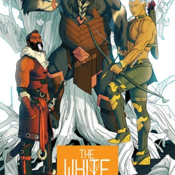 "Comic Retailers, Remember Tomorrow's Chip ZdarskyandKris Anka's ""White Trees"" #1 Goes A Bit Hardcore"