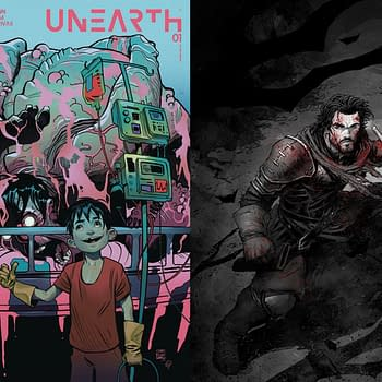 Two Cullen Bunn Comics Get Second Printings &#8211 Unearth #1 and Knights Temporal #1