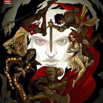 Justin Jordan and Rebekah Isaacs's Reaver #1 Gets a Second Printing From Image Comics