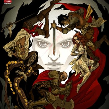 Justin Jordan and Rebekah Isaacs Reaver #1 Gets a Second Printing From Image Comics