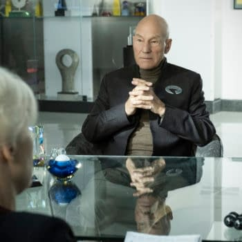 """Picard"": Patrick Stewart Explains How ""Logan"" Led Him to ""Star Trek"" Spinoff"