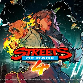 Exclusive: Streets Of Rage 4 Boss Clip With Cherry Hunter