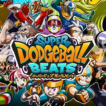 Super Dodgeball Beats Coming To PC And Consoles In August