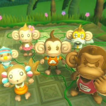 Super Monkey Ball: Banana Blitz HD Is Coming This October