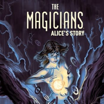 """Grossman and Sturges Re-Team with BOOM! for More """"The Magicians"""" Comics"""