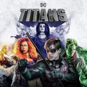 """""""Titans"""" Season 2: Anna Diop, Conor Leslie Begin Long Day's Journey into Night – and Next Morning [VIDEO]"""